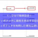 MT4フィボナッチに価格を表示する設定方法と便利な使い方